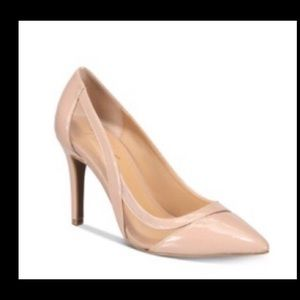 Dress shoes black and nude available